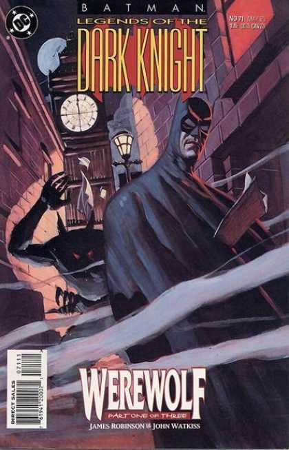 Batman - Legends of the Dark Knight 71 - Werewolf, Part One