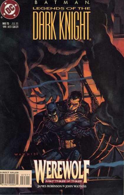 Batman - Legends of the Dark Knight 73 - Werewolf, Part Three