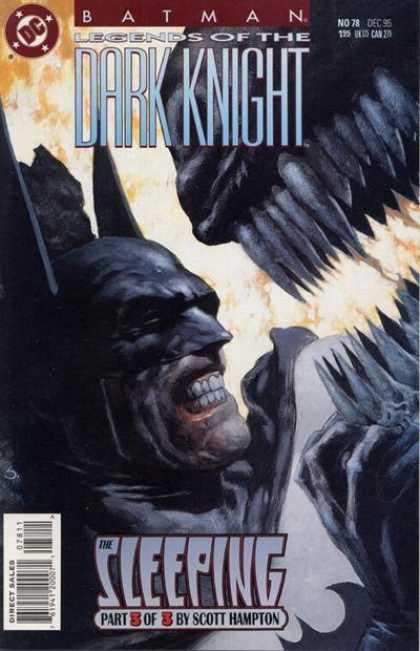 Batman - Legends of the Dark Knight 78 - The Sleeping, Pt. III