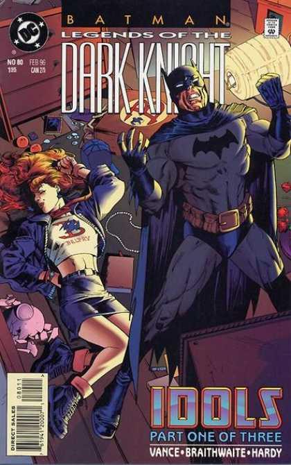 Batman - Legends of the Dark Knight 80 - Idols, Part One