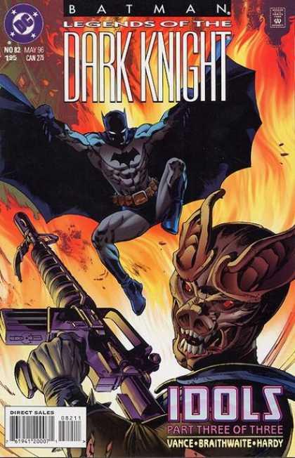 Batman - Legends of the Dark Knight 82 - Idols, Part Three