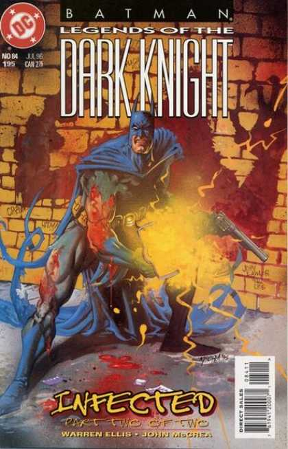 Batman - Legends of the Dark Knight 84 - Infected, Part Two