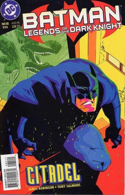 Batman - Legends of the Dark Knight 85 - Citadel