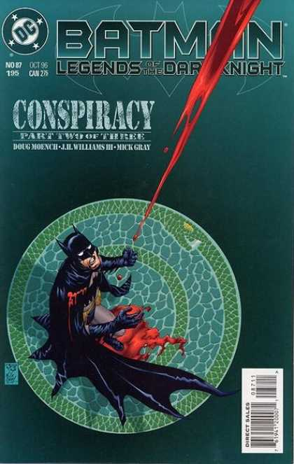 Batman - Legends of the Dark Knight 87 - Conspiracy, Part 2