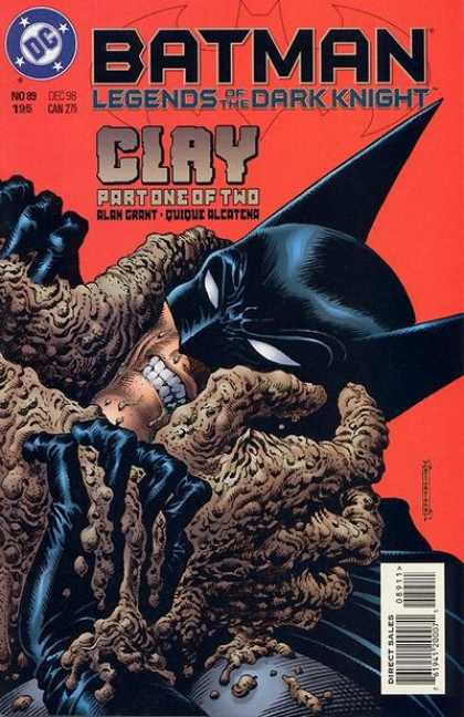 Batman - Legends of the Dark Knight 89 - Clay, Part One