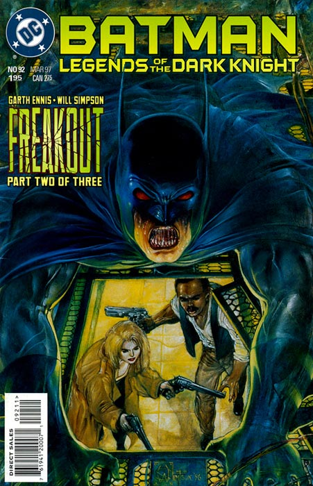 Batman - Legends of the Dark Knight 92 - Freak Out, Part Two