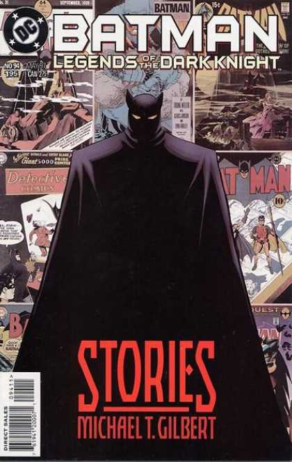 Batman - Legends of the Dark Knight 94 - Stories
