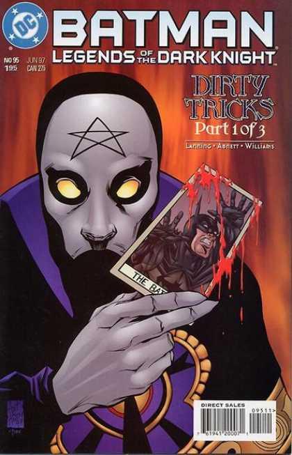 Batman - Legends of the Dark Knight 95 - Dirty Tricks, Part 1