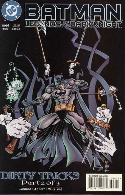 Batman - Legends of the Dark Knight 96 - Dirty Tricks, Part 2