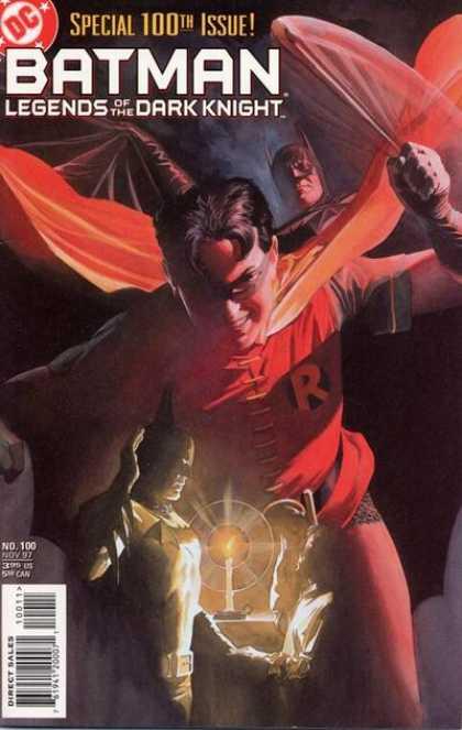 Batman - Legends of the Dark Knight 100