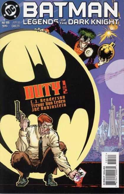 Batman - Legends of the Dark Knight 105 - Duty, Part One
