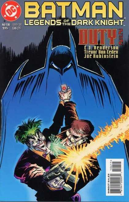 Batman - Legends of the Dark Knight 106 - Duty, Part Two