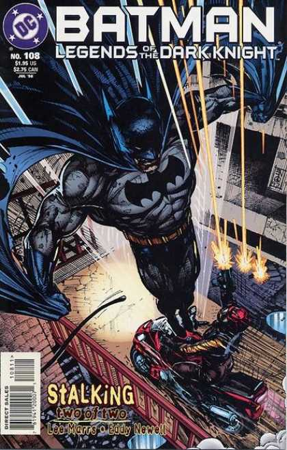 Batman - Legends of the Dark Knight 108 - Stalking, Part Two