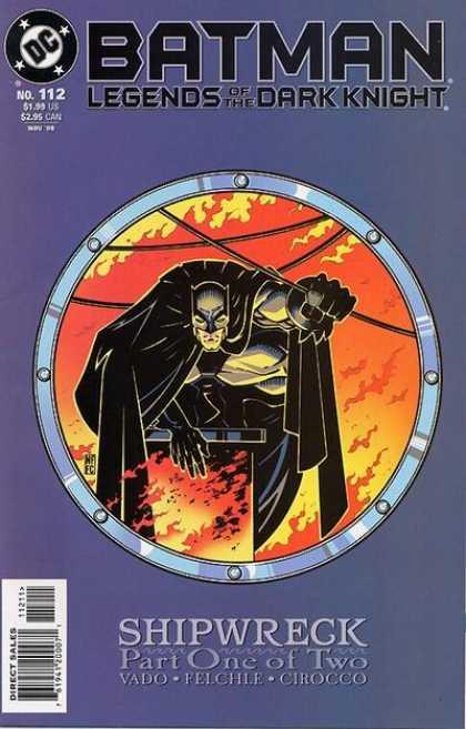 Batman - Legends of the Dark Knight 112 - Shipwreck, Part One