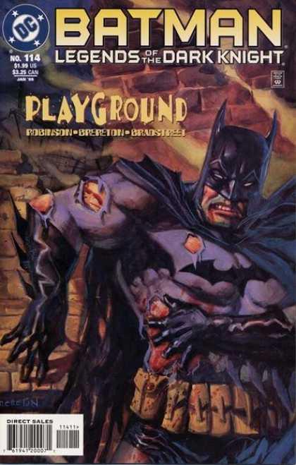 Batman - Legends of the Dark Knight 114 - Playground
