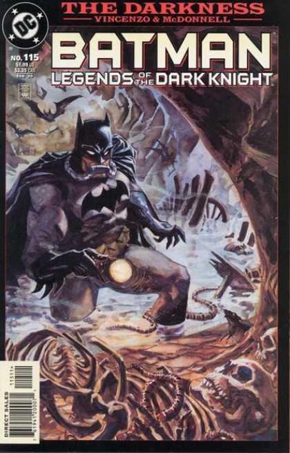 Batman - Legends of the Dark Knight 115 - The Darkness