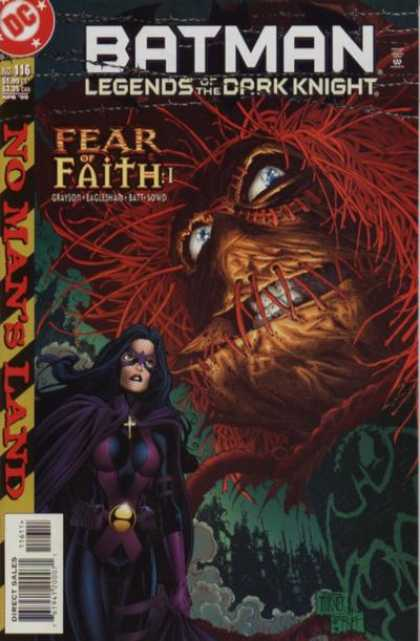 Batman - Legends of the Dark Knight 116 - No Man's Land: Fear of Faith, Part One: Fanning the Flames