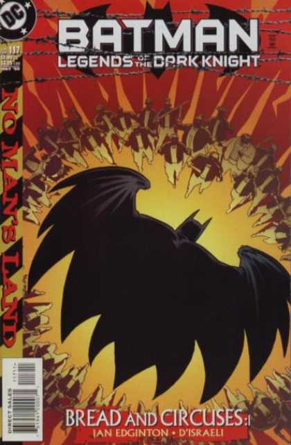 Batman - Legends of the Dark Knight 117 - No Man's Land: Bread and Circuses, Part One