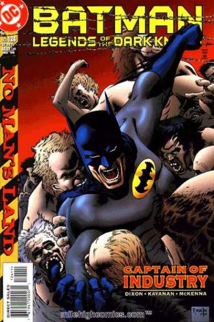 Batman - Legends of the Dark Knight 124 - No Man's Land: Captain of Industry