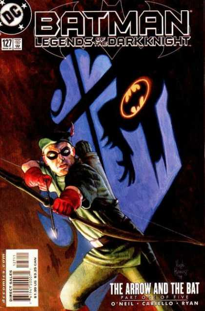 Batman - Legends of the Dark Knight 127 - The Arrow and the Bat, Part 1: The Meeting