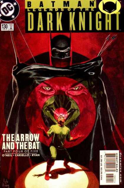 Batman - Legends of the Dark Knight 130 - The Arrow and the Bat, Part 4: Pursued
