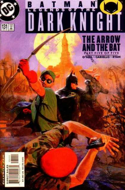 Batman - Legends of the Dark Knight 131 - The Arrow and the Bat, Part 5: Epiphany