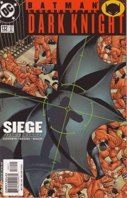 Batman - Legends of the Dark Knight 132 - Siege, Part One: Assembly