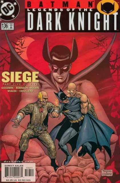 Batman - Legends of the Dark Knight 136 - Siege, Part Five: Defense