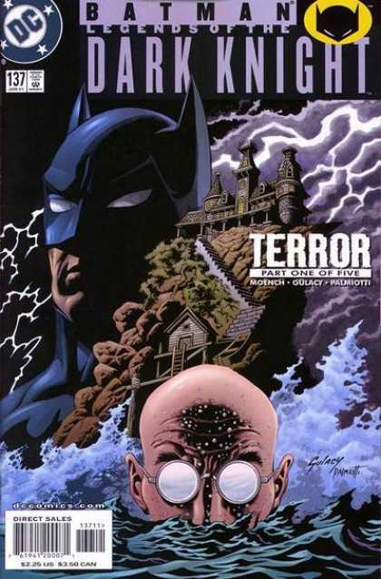 Batman - Legends of the Dark Knight 137 - Terror, Part I: The Blood-Bat