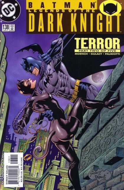 Batman - Legends of the Dark Knight 138 - Terror, Part II: Strange Scarecrow