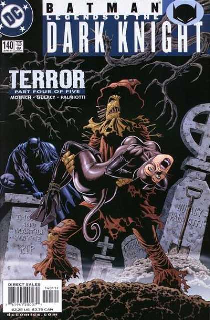 Batman - Legends of the Dark Knight 140 - Terror, Part IV: Horror House