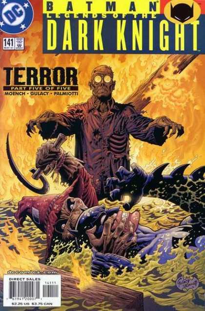 Batman - Legends of the Dark Knight 141 - Terror, Part V: Dead Man