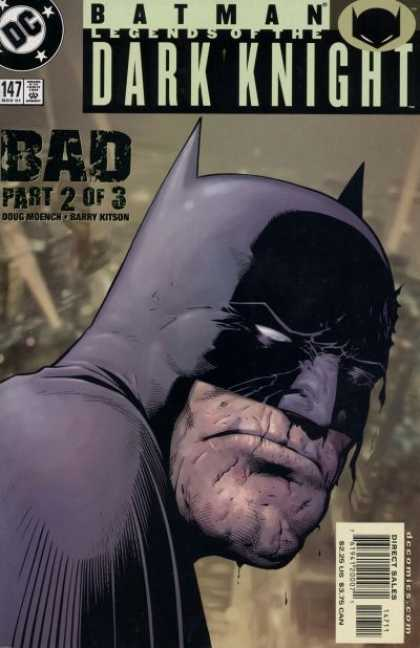 Batman - Legends of the Dark Knight 147 - Bad, Part II