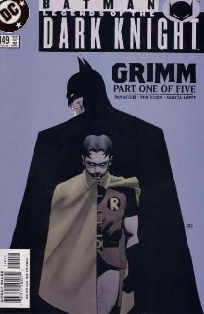 Batman - Legends of the Dark Knight 149 - Grimm, Part One: I Encounter a Strange Girl
