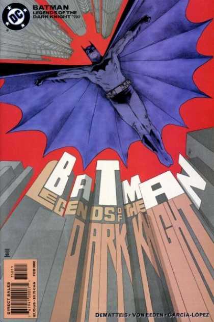 Batman - Legends of the Dark Knight 150 - Grimm, Part Two: My Adventures Underground