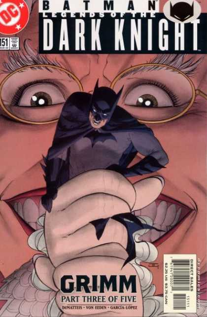 Batman - Legends of the Dark Knight 151 - Grimm, Part Three: A Terrible Tragedy