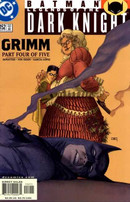 Batman - Legends of the Dark Knight 152 - Grimm, Part Four: Fairy Tales