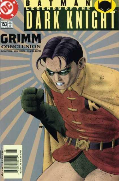 Batman - Legends of the Dark Knight 153 - Grimm, Part Five: I Prove My Worth