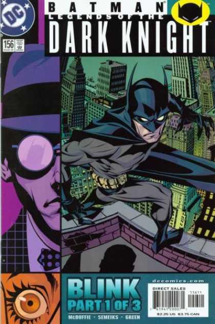 Batman - Legends of the Dark Knight 156 - Blink, Part One