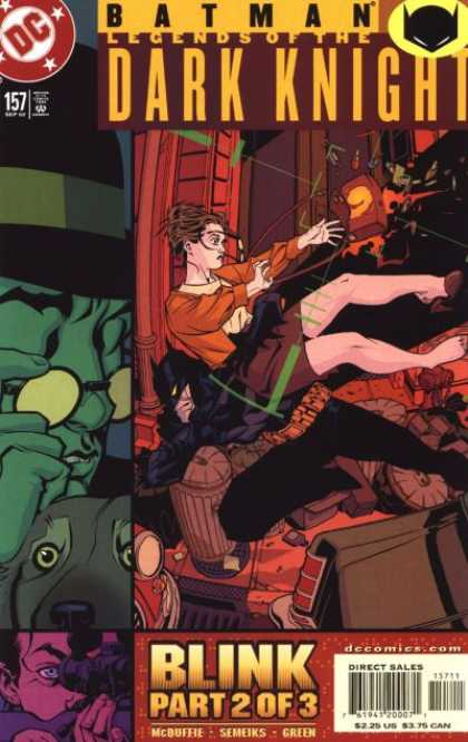 Batman - Legends of the Dark Knight 157 - Blink, Part Two