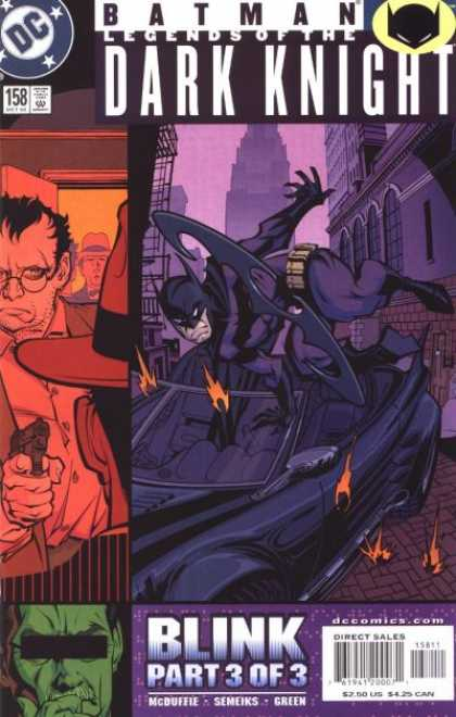 Batman - Legends of the Dark Knight 158 - Blink, Conclusion