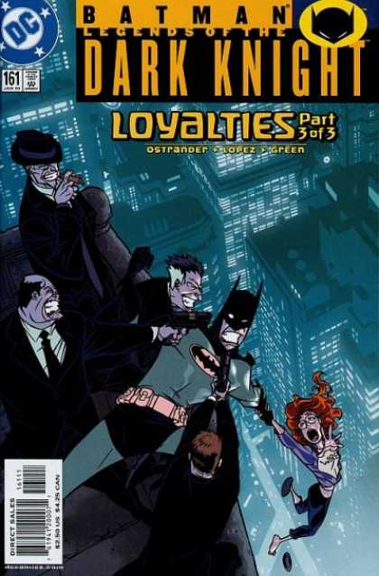 Batman - Legends of the Dark Knight 161 - Loyalties, Book Three of Three