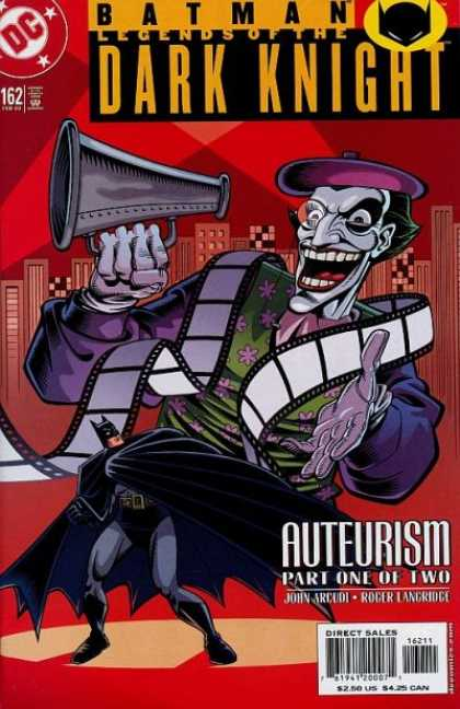 Batman - Legends of the Dark Knight 162 - Auteurism