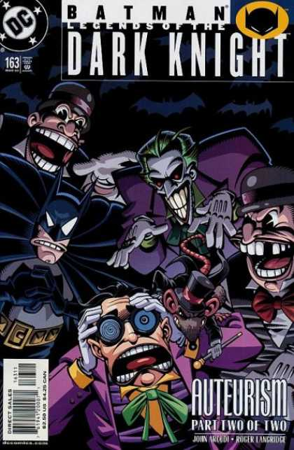 Batman - Legends of the Dark Knight 163 - Auteurism II: Electric Boogaloo