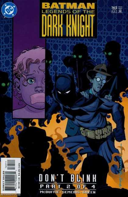 Batman - Legends of the Dark Knight 165 - Don't Blink, Part Two