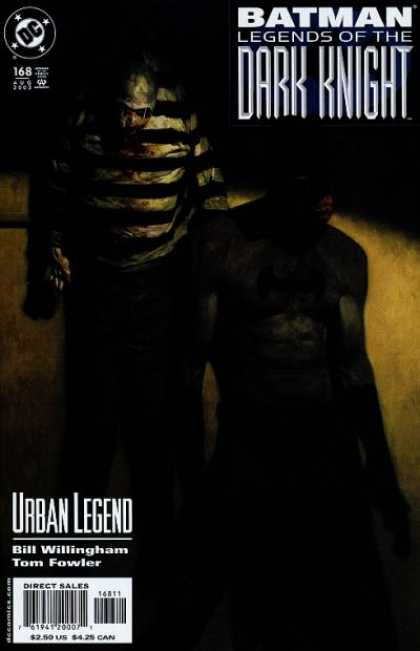 Batman - Legends of the Dark Knight 168 - Urban Legend
