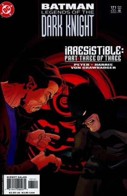 Batman - Legends of the Dark Knight 171 - Irresistable: Part Three
