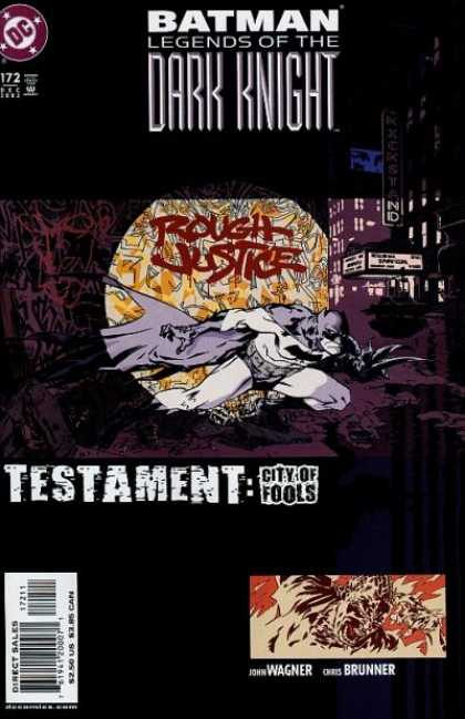 Batman - Legends of the Dark Knight 172 - Testament: City of Fools