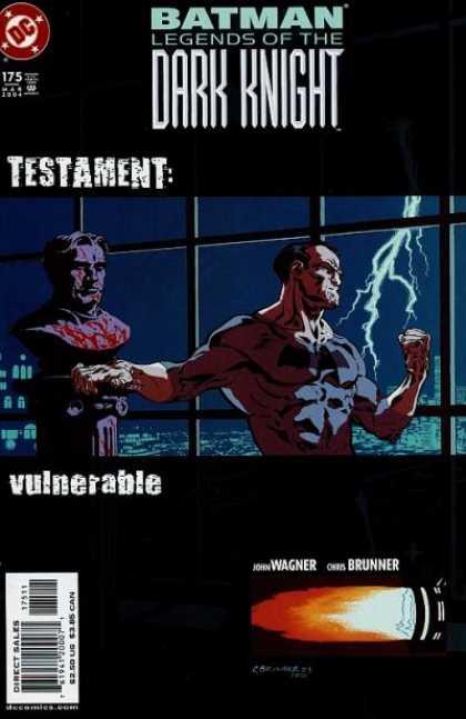 Batman - Legends of the Dark Knight 175 - Testament: Vulnerable
