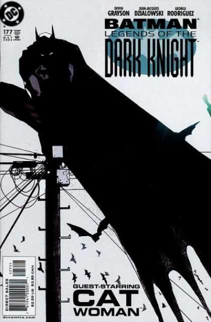 Batman - Legends of the Dark Knight 177 - Lost Cargo
